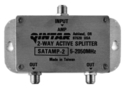Active Satellite Splitters/Satamp Series