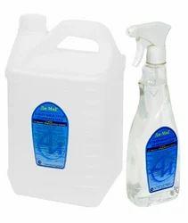 Ultrafast Disinfection
