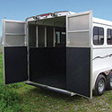 Equine/Gator-Hide Fibre Reinforced Horse Trailer Wall Rubber