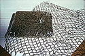 Brown Nylon Netting
