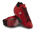 Prototipo Race Red Black Shoes
