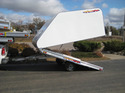 Sled Bed Covered Snowmobile Trailers