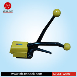 Manual Seamless Steel Strapping Tool