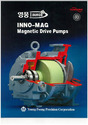 Ansi Magnetic Drive Pump