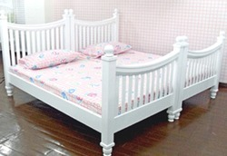 Welkin Bunk Bed Bonny Extend Crib From Kitso Colimited