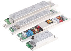 Transistorized Ballasts For Rail Vehicle