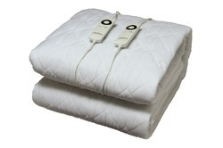 Sunbeam Sleep Perfect Quilted Electric Blanket