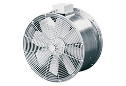Axial Greenhouse Fan
