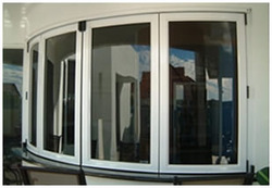 Aluminum Arched Windows