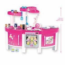 Barbie kitchen set toy from theo klein gmbh manufacturer for Barbie kitchen set 90s
