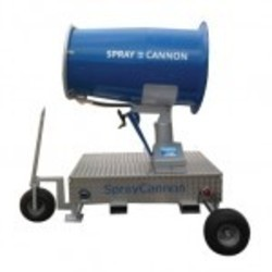Spray Cannons