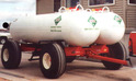 Fertilizer Tank Wagon
