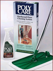 Polycare Mop Kit From Hardwood Realty Llc Manufacturer
