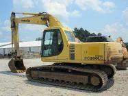 Komatsu Excavators/crawler Excavator