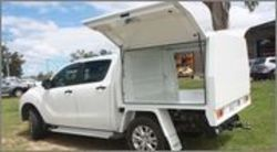 Aluminium Ute Canopy & Aluminium Ute Canopy from Csm Transport Equipment. Distributor of ...