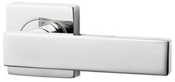 Lockwood Brass Door Furniture