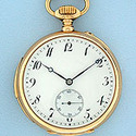 Antique Pocket Watches / Vacheron & Constantin Repeater