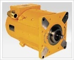 Dc Traction Motor