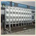 Corrosion Resistant Glavanized Water Sectional Tank Press Ga