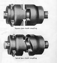 Jaw Clutches And Jaw Clutch Couplings