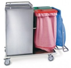Laundry Trolleys and Bags