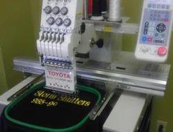 Toyota Needle Machine
