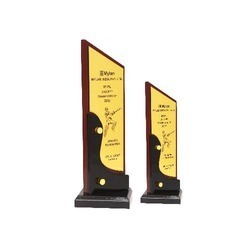 Promotional Wooden Trophy