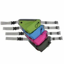 Sport Waist Bag With Bottle Holder