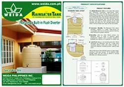 Weida Rain Saver Tank