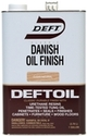 Deftoil Danish Oil Finish