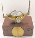 Antique Mining Dial/Theodolite