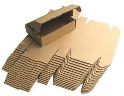 Delivery used Corrugated Box Folding Cum Pizza style Box