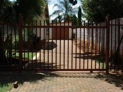 Steel Sliding Gates