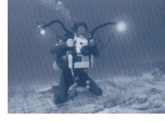 Underwater Filming Camera