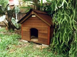 Pre-fabricated Wooden Pet houses