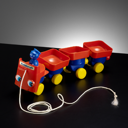 Trail-A-Toy Truck