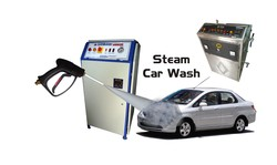 Electric Steam Car Wash
