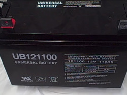 Sealed Rechargeable Battery