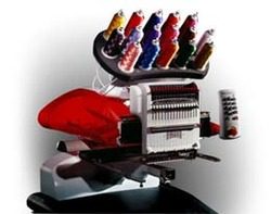 Amaya Embroidery Machines