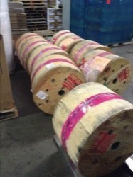 Cellflex Low Loss Foam Dielectric Coaxial Cable From Wire