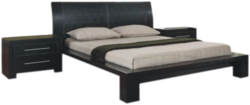 Executive Wooden Bed