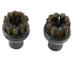 Small Horse Hair Steam Round Brush