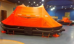 Inflatable Life Raft with Canopy Reversible & Inflatable Life Raft with Canopy Reversible from China Hangyu ...