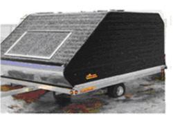 Sled Shed Snowmobile Trailers
