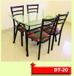 Wrought Iron Dinning Set