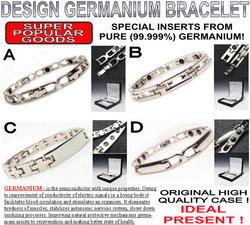 Design Germanium Bracelet