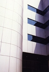Architectural Aluminium Curtain Walling System