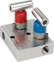 Static Pressure Block & Bleed Mini Manifolds Hard Seat & Soft Tip