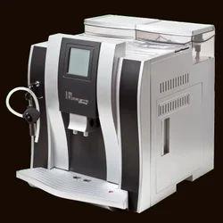 barista caffe coffee machine