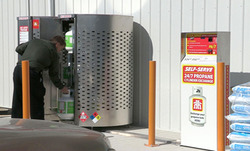 Automated Propane Vending System